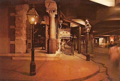 Underground in the late 60's