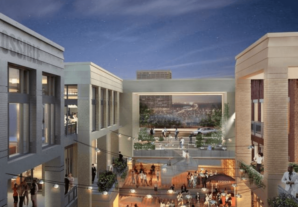 AJC: Renderings show planned new look of Underground Atlanta