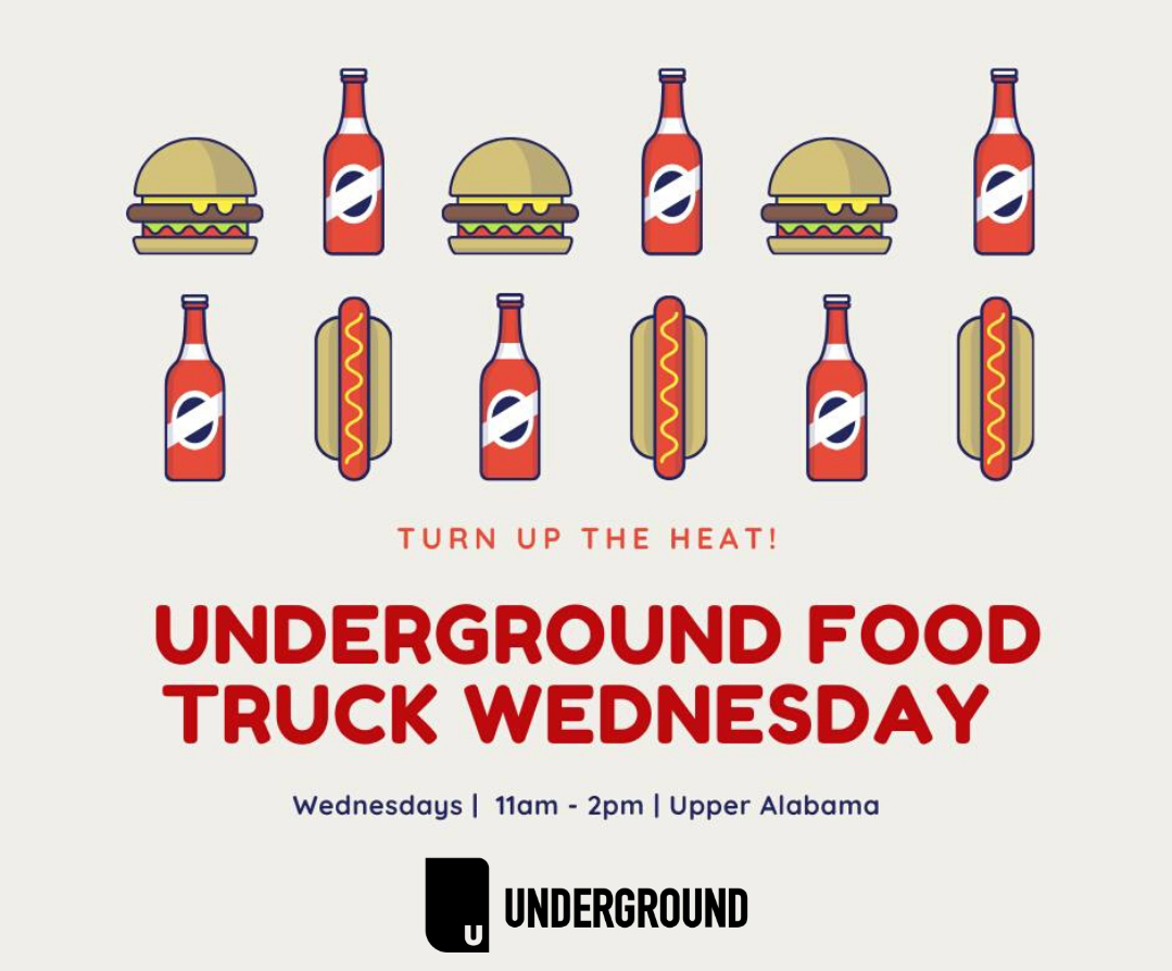 Food Truck Wednesday Postponed Due to COVID-19