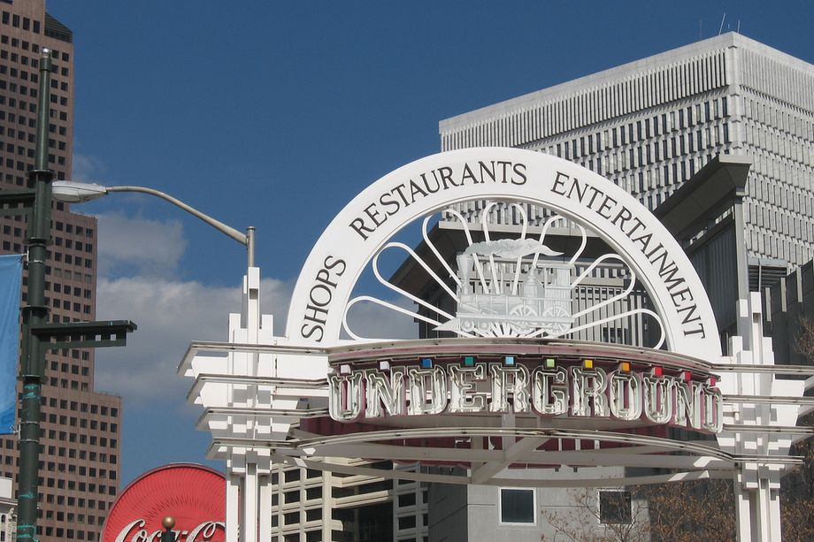 Downtown Landmark Underground Atlanta Becomes the Latest Location to Gain a Food Hall