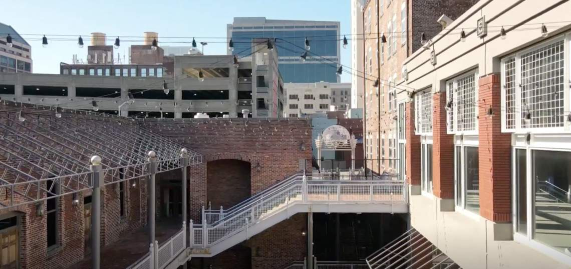 Underground Atlanta Announces 21-Stall Food Hall Among First New Tenants